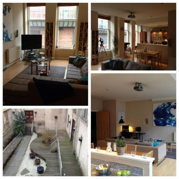 Rent my 2 bed Flat, Central Glasgow, United kingdom during Commonwealth Games