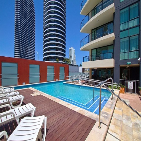Rent my 1 bed Apartment, Central Gold Coast ,  during Gold Coast 2018 Commonwealth Games