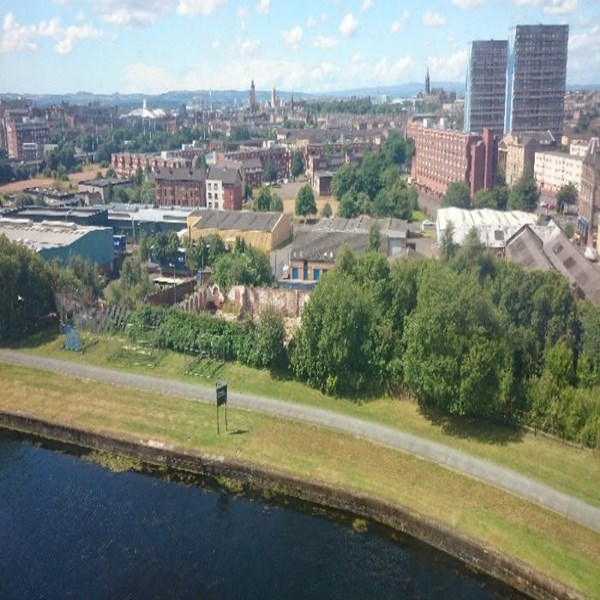 Rent my 1 bed Flat, Central Glasgow, United kingdom during